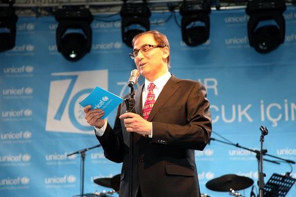 UNICEF Türk firmayı seçti